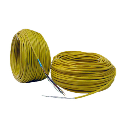 Kabel till kortläsare (halogenfri) - 100 meter