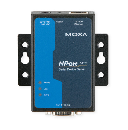 MOXA - TCP/IP interface