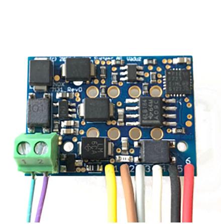 NOX M31 - I/O modul för inbyggnad i detektorer