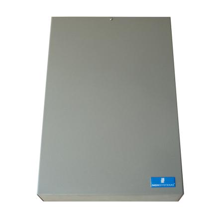 NOX stålkapsling - Stor - 605x410x115 mm
