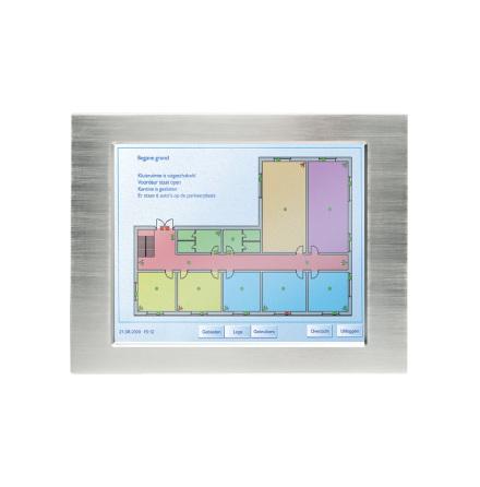 NOX TPA - 19 Touchskärm - m/psu och software