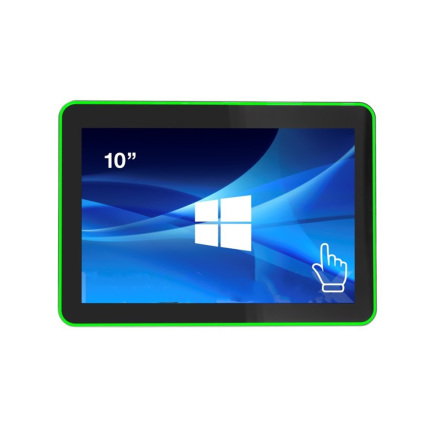Touch Tablet 10'' LED inkl. IoT licens, exkl. TPA-licens