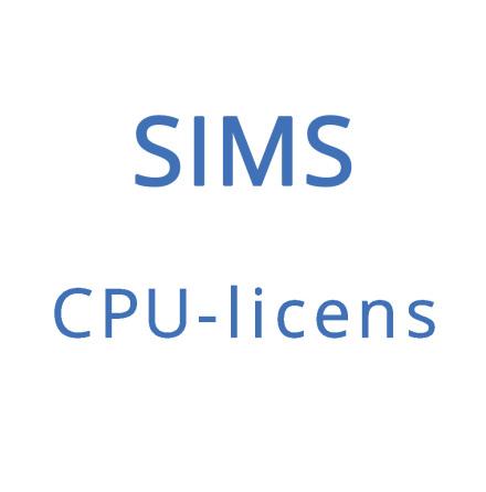 SIMS V6 Software licens - NOX Software