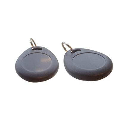ID-brik - Mifare - grå (droppe)